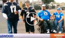 Chargers Hold Rally in Los Angeles & Only 4 Fans Initially Showed Up (Video)