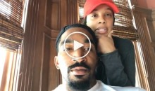 J.R. Smith & Wife Share That Daughter Was Born 5 Months Early & Weighs 1 Pound (Video)