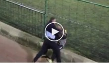 Soccer Dad Headbutts Another Dad & He Receives a 25-Piece Combo For His Troubles (Video)