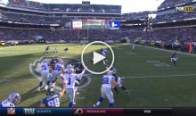 After Throwing 1 INT, Mark Sanchez Gets Bored & Throws Another One (Video)
