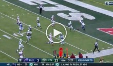 Buffalo Bills Just Allowed A 70-Yard Onside Kick Return for a Jets TD (Video)