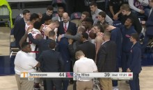 Ole Miss' Rasheed Brooks Suffers Seizure On-Court, Is Now in Stable Condition (Video)