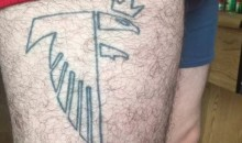 Cursed: Atlanta Falcons Fan Gets Super Bowl LI Champs Tattoo (PIC)
