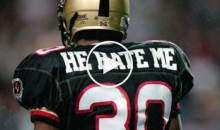 ESPN Releases Sneak Peek of 30 for 30 on XFL With Closer Look at He Hate Me (Video)