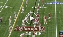 Auburn Fans Chant 'He Hits Women' At Oklahoma RB Joe Mixon During Sugar Bowl Game (Video)