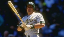 Steroid Poster Boy Jose Canseco Goes on Entertaining Twitter Rant About PEDs and Baseball Hall of Fame (Tweets)