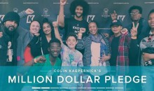 Colin Kaepernick Follows Up Shelter, Orphanage Donations with December $100K Donations
