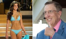 Retiring Brent Musberger Gets Farewell Message from Katherine Webb (Tweet + Video)