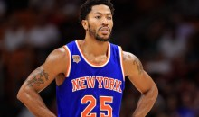 Derrick Rose Says The Knicks Are 'More Talented' Than The Miami Heat
