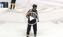Hot Mic Catches NHL Ref Yelling 'F*ck You' At Player While Calling Penalty (Video)