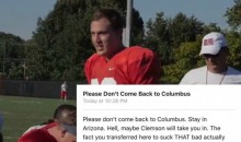 Ohio State Buckeyes Kicker Receives Hate Mail After Losing to Clemson