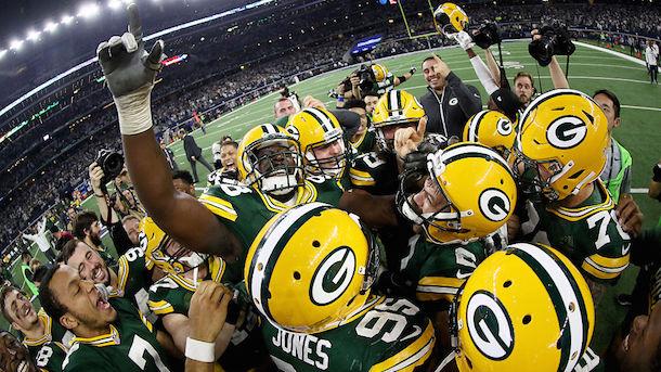 Packers Beat Cowboys