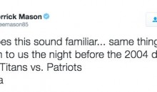 Former Opponents of The Patriots Share Stories Saying Fire Alarm Prank is Nothing New
