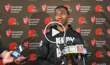 Robert Griffin III: 'I Proved People Who Said I Couldn't Play Anymore Wrong' (Video)