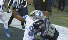 Officials Admitted To Lions They Missed Offensive Facemask Penalty on Paul Richardson's TD