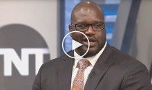 Shaq on Hockey: 'I Don't Watch That Stuff. Just UFC, WorldStarHipHop & TMZ' (Video)