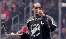 "Snoop Dogg Kicked Off NHL All-Star Skills Competition with Explicit Version of ""Next Episode"" (Videos)"