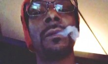 Snoop Dogg Gets Over Steelers Loss with a Little Help from His Friend Mary Jane (Video)