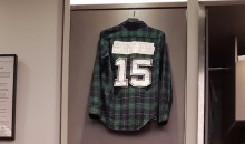 "Spurs Retire Matt Bonner's Flannel Shirt in What Manu Ginobili Called a ""Very Private"" Ceremony (Pic)"