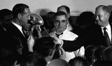 Pro Football Hall of Fame Releases Rare Audio of Vince Lombardi Press Conference After Super Bowl I (Audio)