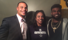Ezekiel Elliott's Mom Shares Story of Getting Into Car Accident When Zeke Was a Kid