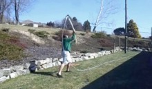 Here's Proof That Cracking an 80-Foot Whip Can Be Pretty Dangerous (Video)