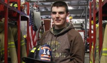 HS Basketball Player/Volunteer Firefighter Benched for Game After Saving Man On Frozen Lake (Video)