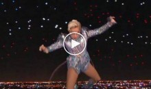 Here's How They Pulled Off Crazy Opening to Lady Gaga Halftime Show (Video)