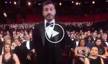 ESPN's O.J. Simpson Documentary Wins Oscar, Prompting Savage O.J. Joke from Jimmy Kimmel (Video)