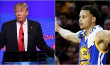Steph Curry Defies Under Armour CEO, Says Donald Trump is More of an 'Ass Than an Asset'