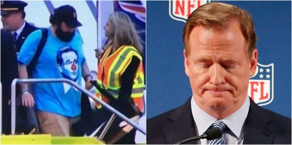 Report: Roger Goodell Was 'Really Bothered' By Matt ...