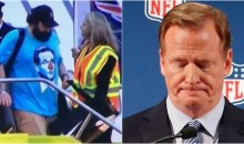 Report: Roger Goodell Was 'Really Bothered' By Matt Patricia's Goodell Clown T-Shirt