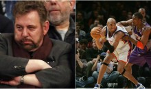 Vin Baker: James Dolan Called 'Sounding Really Sad' To Ask Me To Come To Knicks Game
