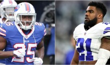 McCoy Ranks Himself As NFL's Top Running Back; Ranks Zeke 'Five or Six' (Video)