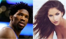Joel Embiid Savagely Shoots Down Smoking Hot WAGS Star Olivia Pierson On Valentine's Day
