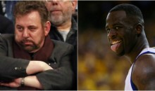 Draymond Green Says Knicks Owner James Dolan Has a 'Slave Owner Mentality' (Audio)