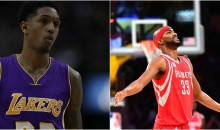 Report: Lakers Trade Lou Williams to The Houston Rockets For Corey Brewer