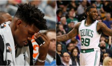 Report: Boston Celtics Don't Want To Give Up Jae Crowder in Potential Jimmy Butler Deal