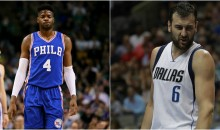 Report: 76ers Trade Nerlens Noel to Dallas For Andrew Bogut, Justin Anderson & 1st-Round Pick