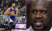 After Back-&-Forth Battle, Shaq Says He'll Never Speak of JaVale McGee Again (Video)