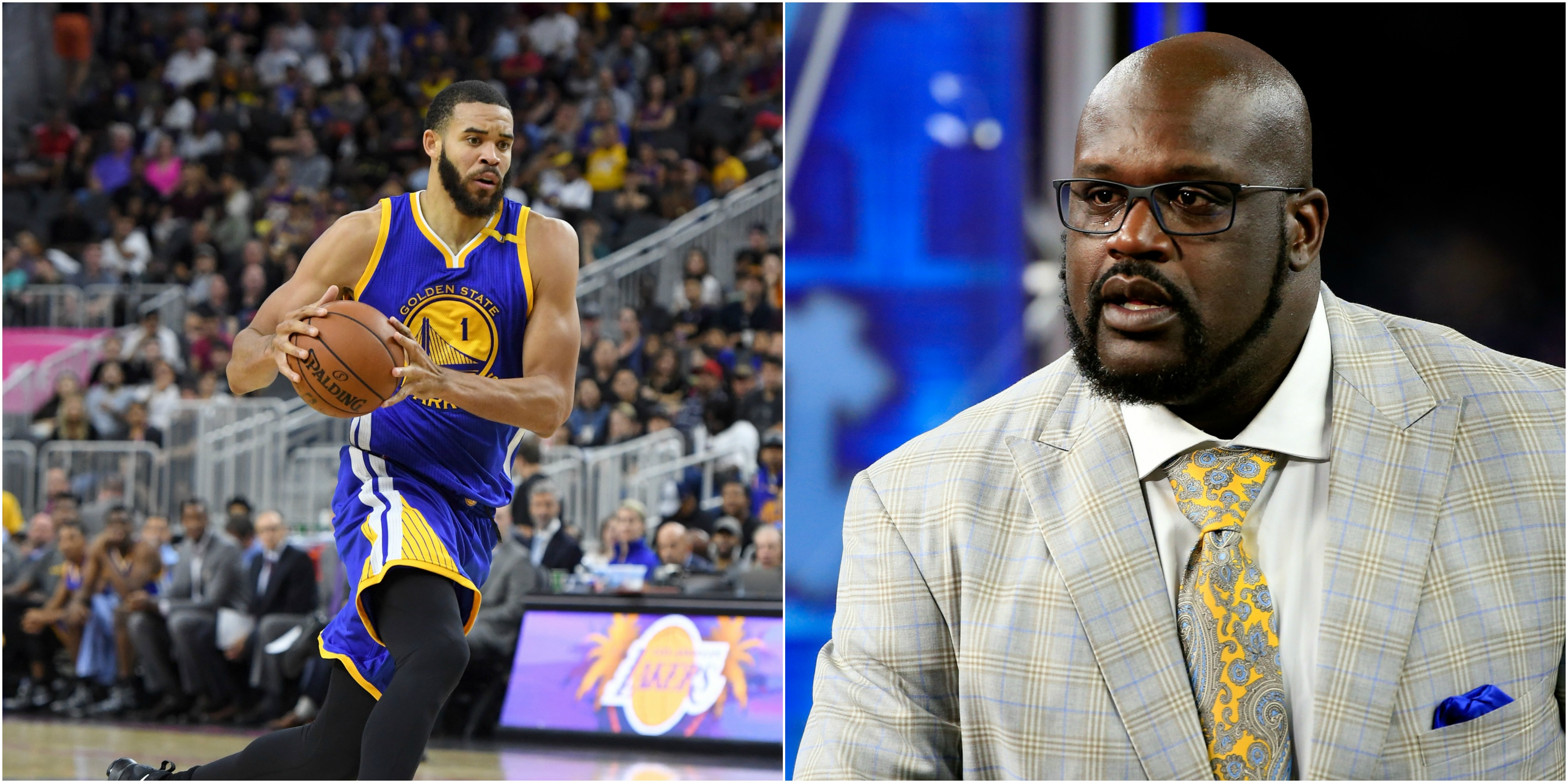 JaVale McGee s Mom Wants Shaquille O Neal To Lose His Job For