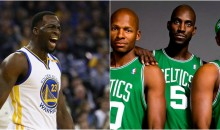 Draymond on Pierce Playoff Struggles Before Big 3: 'Ray Allen & KG Showed Up, Let's Not Forget That.'