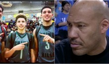 LaVar Ball Thinks His Sons Could Be Better Than Michael Jordan (VIDEO)