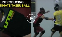 Let's Take a Look at a New Sport Called 'Taser Soccer' (Video)