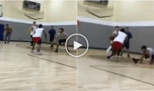 Rams RB Todd Gurley Breaks Guys Ankles During Pickup Basketball Game (Video)