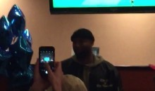 DeMarcus Cousins Gives Tearful Goodbye to Sacramento (Video)