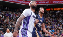 Trade Talks Have DeMarcus Cousins Possibly Headed To The Pelicans