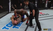 Derrick Lewis KO's Travis Browne, Calls Him Out For Beating Women, Hollers at Ronda Rousey (Videos)