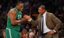 Glen Davis Says Doc Rivers is 'Overrated', Deserves No Credit For Celtics '08 Title Because He Was 'Lucky as Hell' (Video)