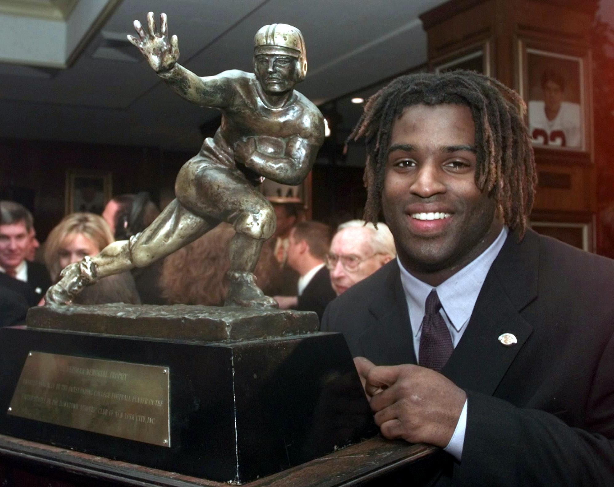 Ricky Williams On How A Difficult Breakup In College